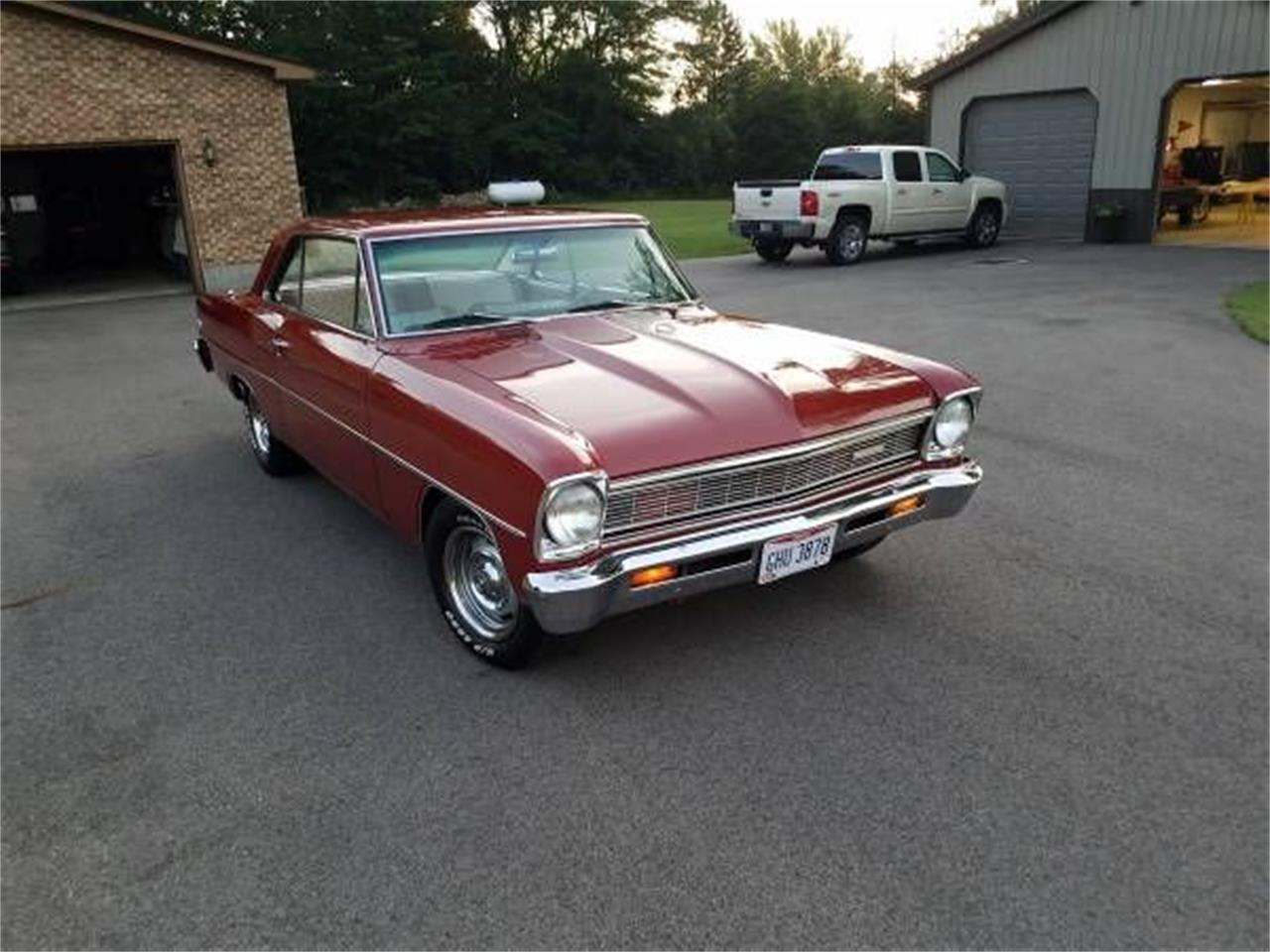 1966 Chevrolet Chevy II (CC-1268750) for sale in Cadillac, Michigan