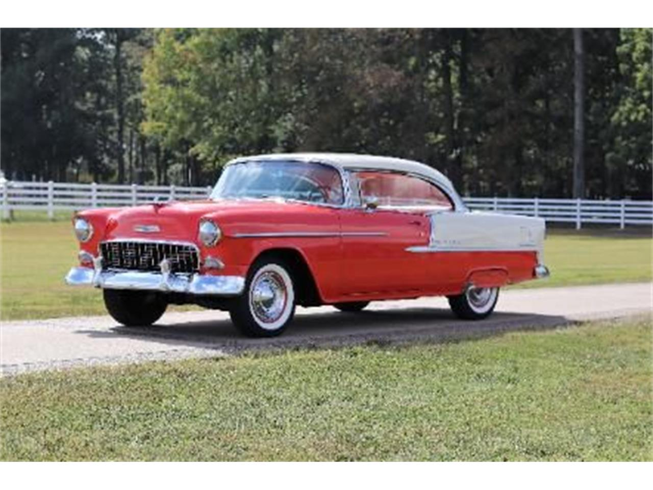 1955 Chevrolet Bel Air (CC-1268759) for sale in Cadillac, Michigan