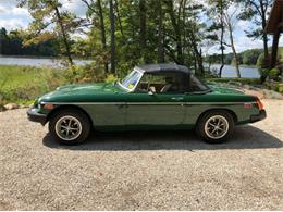 1979 MG MGB (CC-1260876) for sale in Cadillac, Michigan