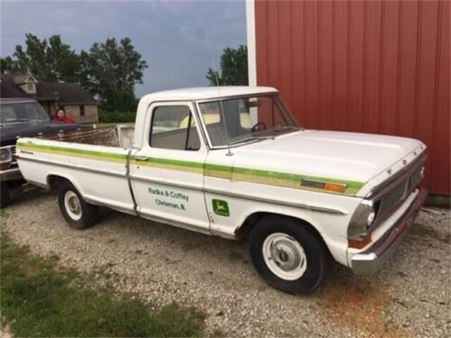 1970 Ford F100 (CC-1260877) for sale in Cadillac, Michigan