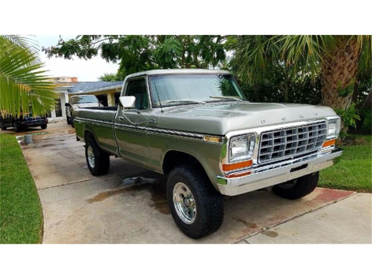 1978 Ford F250 (CC-1268779) for sale in Cadillac, Michigan