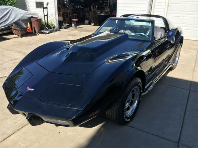 1977 Chevrolet Corvette (CC-1260879) for sale in Cadillac, Michigan