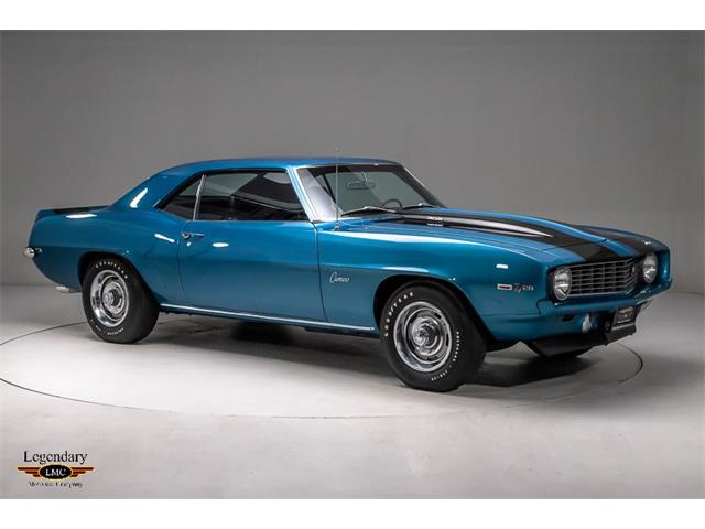 1969 Chevrolet Camaro Z28 (CC-1268790) for sale in Halton Hills, Ontario