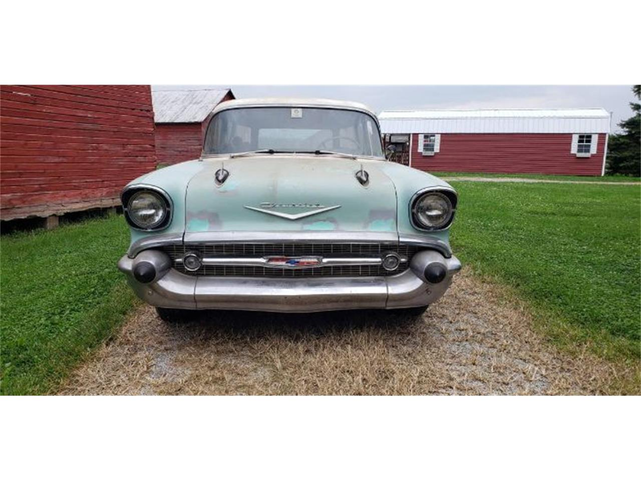 1957 Chevrolet Bel Air (CC-1268792) for sale in Cadillac, Michigan