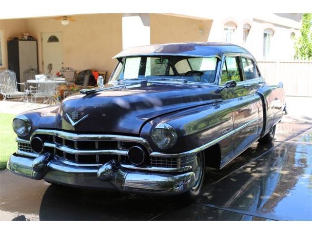 1951 Cadillac Sedan (CC-1268794) for sale in Cadillac, Michigan