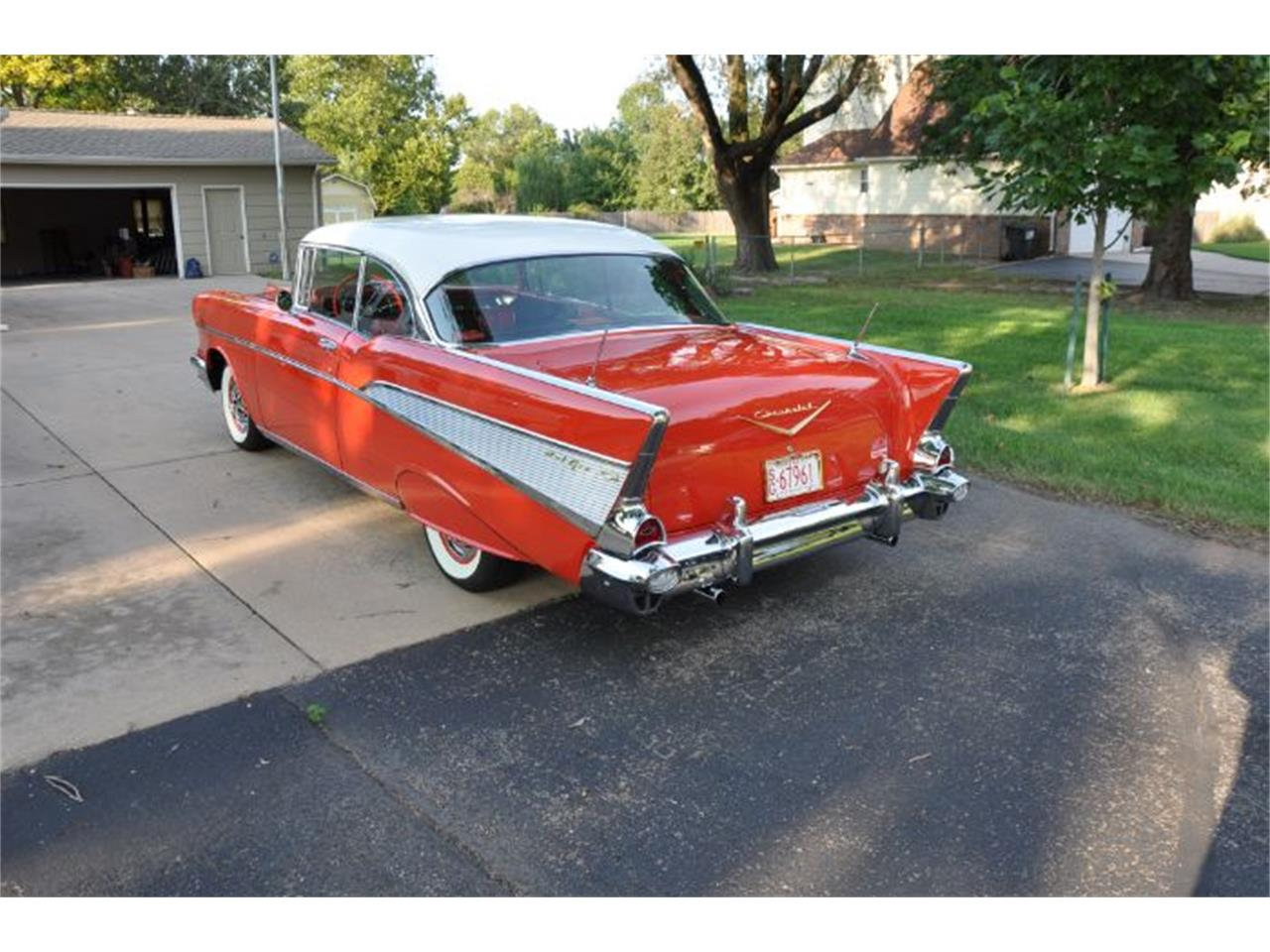 1957 Chevrolet Bel Air (CC-1268800) for sale in Cadillac, Michigan