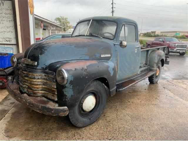 1952 Chevrolet Pickup (CC-1268802) for sale in Cadillac, Michigan