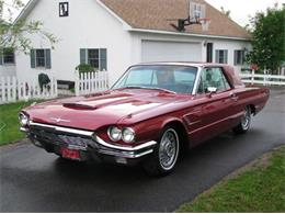 1965 Ford Thunderbird (CC-1268807) for sale in Cadillac, Michigan