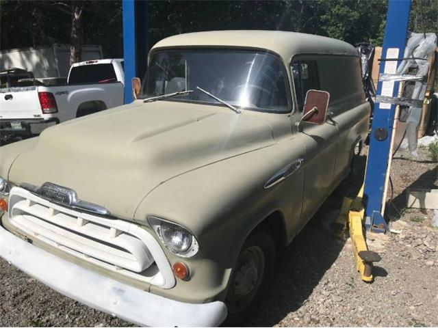 1957 Chevrolet Panel Truck (CC-1268820) for sale in Cadillac, Michigan