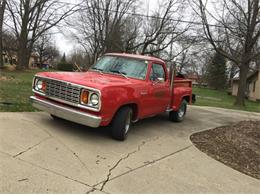 1978 Dodge Little Red Express (CC-1268827) for sale in Cadillac, Michigan