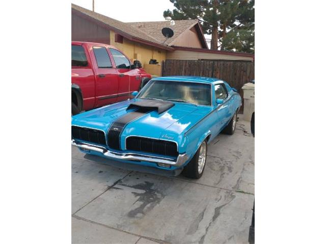 1970 Mercury Cougar (CC-1268828) for sale in Cadillac, Michigan