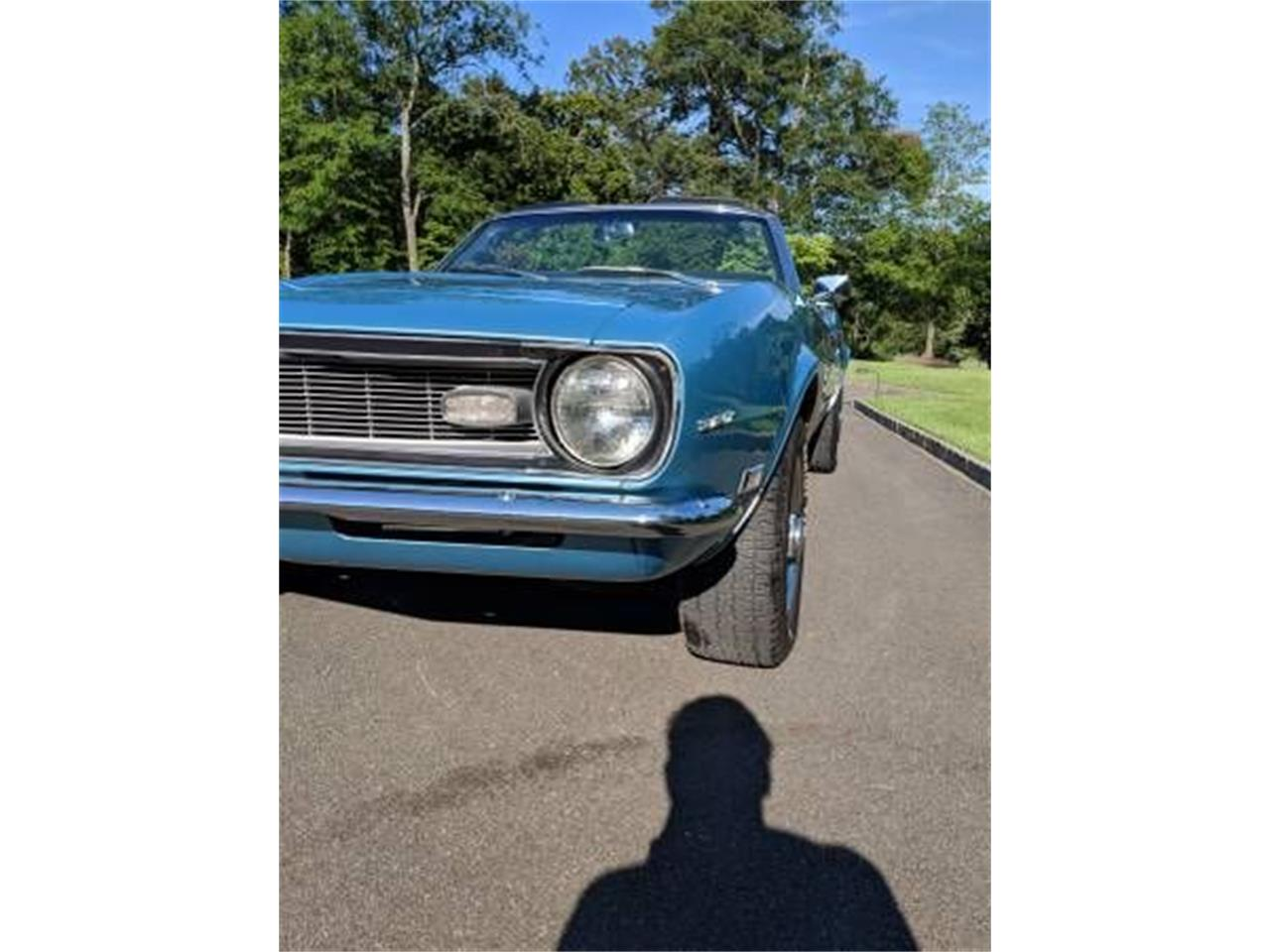 1968 Chevrolet Camaro (CC-1260883) for sale in Cadillac, Michigan