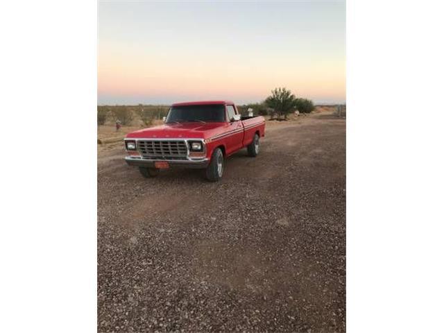 1979 Ford F150 (CC-1268833) for sale in Cadillac, Michigan