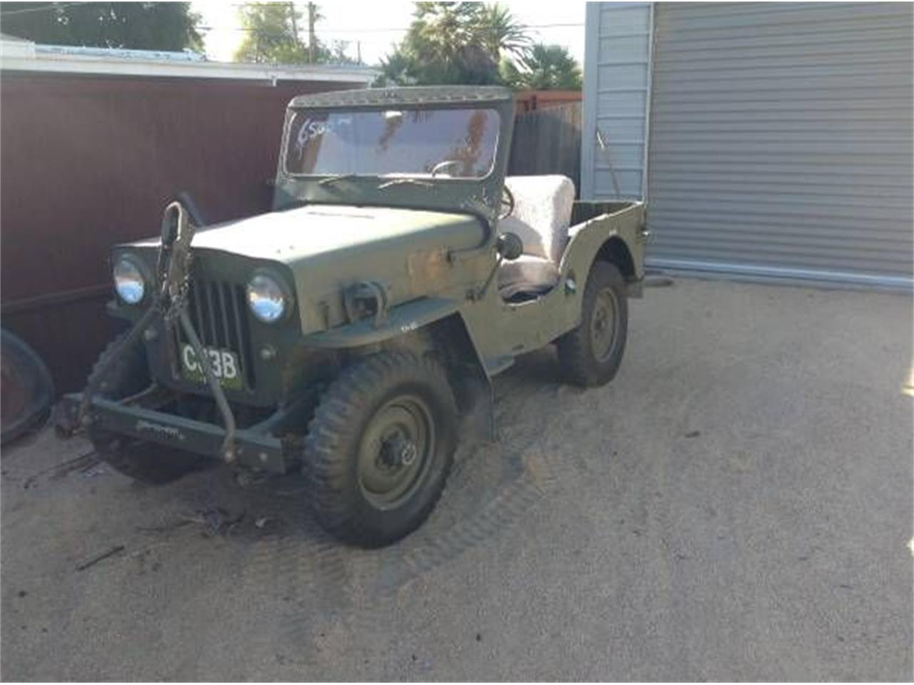 1963 Willys Jeep (CC-1268834) for sale in Cadillac, Michigan