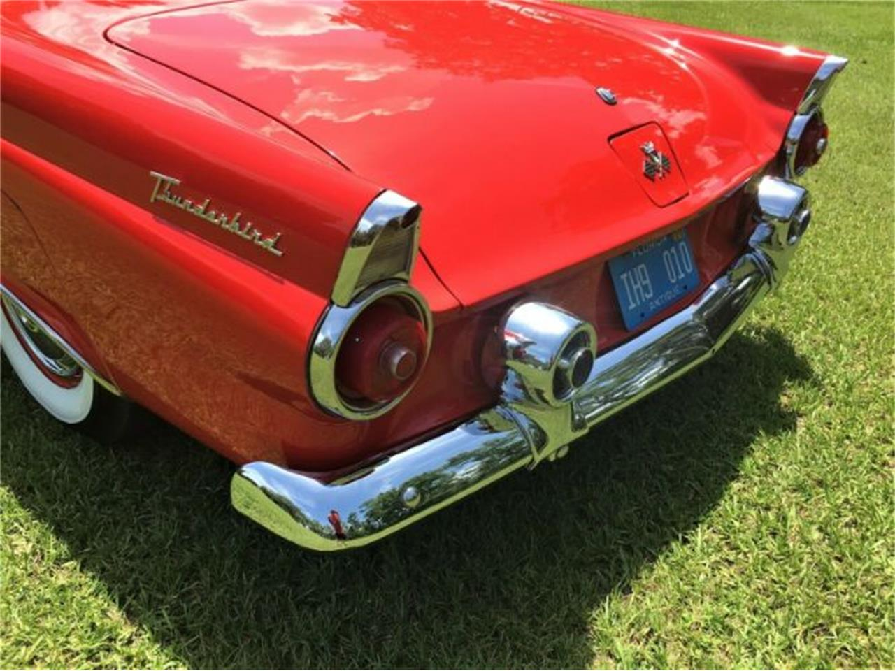 1955 Ford Thunderbird (CC-1260885) for sale in Cadillac, Michigan