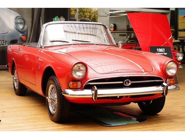 1967 Sunbeam Tiger (CC-1268856) for sale in Hickory, North Carolina