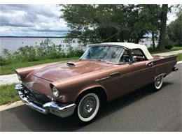 1957 Ford Thunderbird (CC-1260887) for sale in Cadillac, Michigan