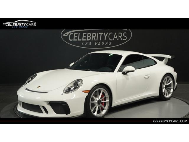 2018 Porsche 911 (CC-1268873) for sale in Las Vegas, Nevada