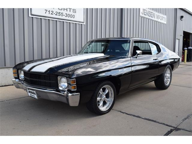 1971 Chevrolet Chevelle (CC-1268885) for sale in Sioux City, Iowa