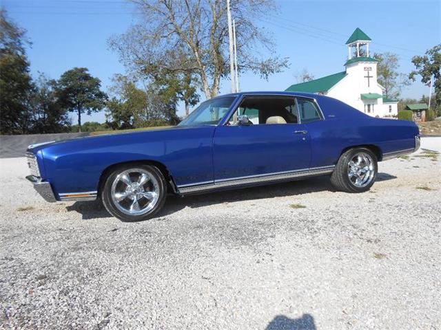 1972 Chevrolet Monte Carlo (CC-1268890) for sale in West Line, Missouri