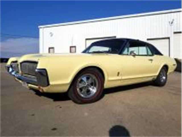 1967 Mercury Cougar (CC-1260890) for sale in Cadillac, Michigan