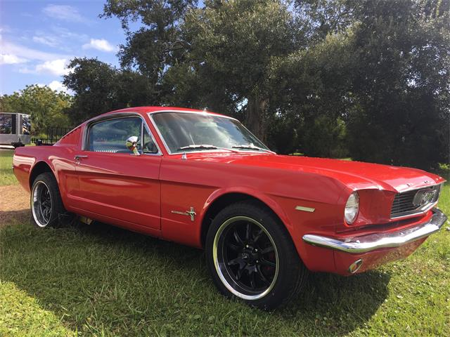 1966 Ford Mustang (CC-1268916) for sale in Jacksonville, Florida