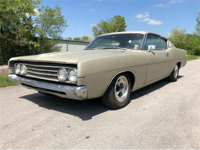 1969 Ford Fairlane (CC-1260892) for sale in Cadillac, Michigan