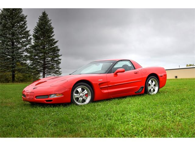 2001 Chevrolet Corvette Z06 (CC-1268927) for sale in Watertown, Minnesota