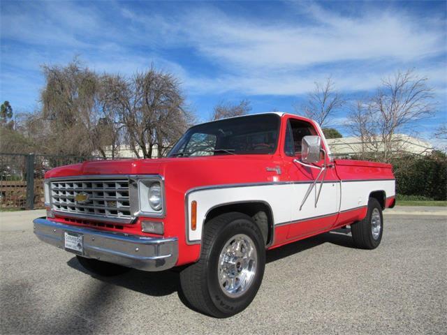 1976 Chevrolet Silverado (CC-1268928) for sale in SIMI VALLEY, California