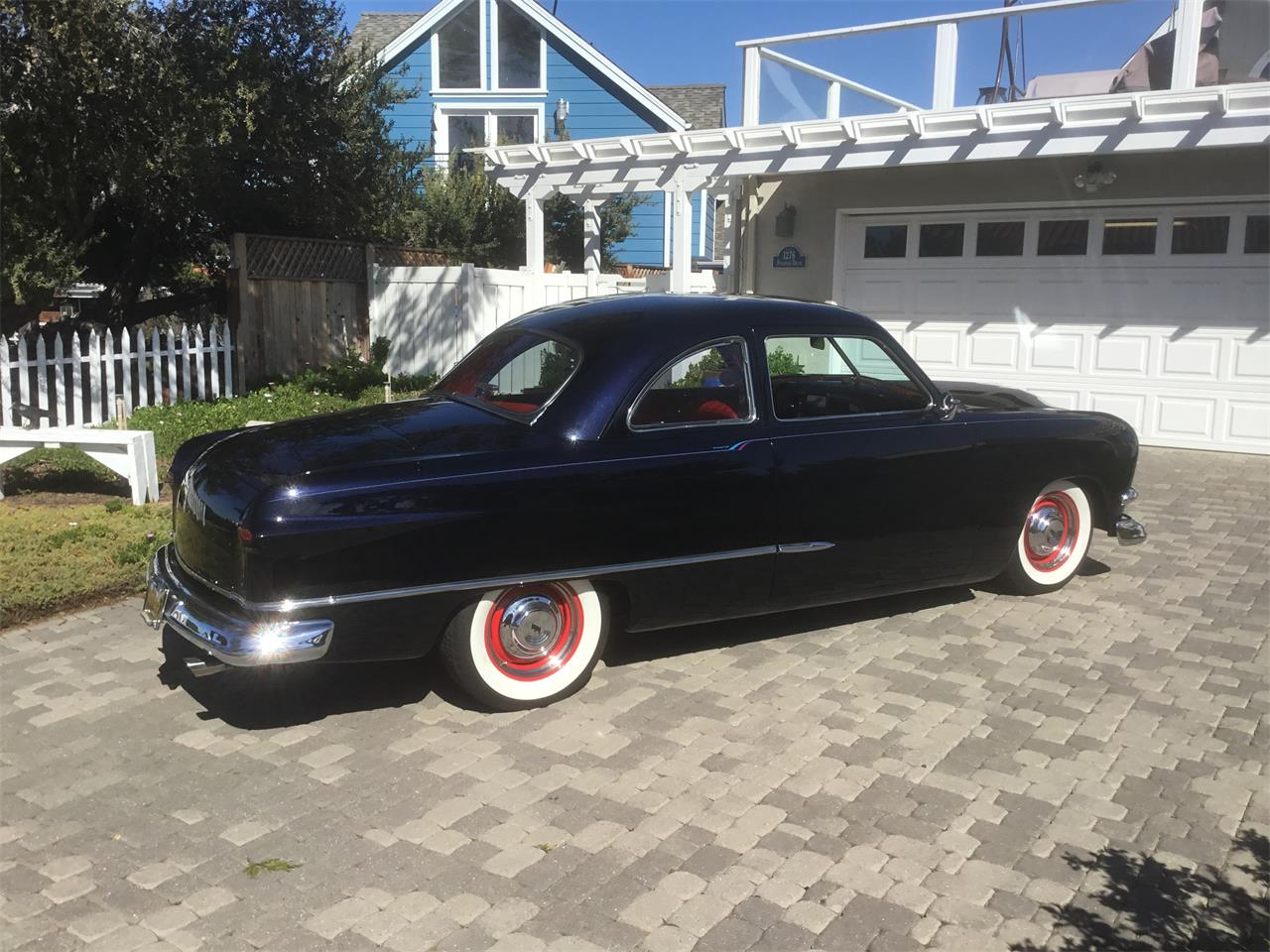 1951 Ford 2-Dr Coupe (CC-1268929) for sale in Los osos, California