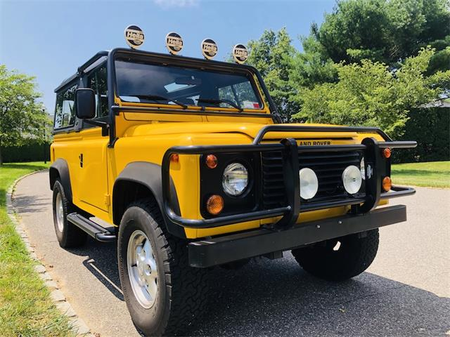 1995 Land Rover Defender (CC-1268930) for sale in Southampton, New York