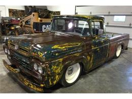 1960 Ford F100 (CC-1260894) for sale in Cadillac, Michigan
