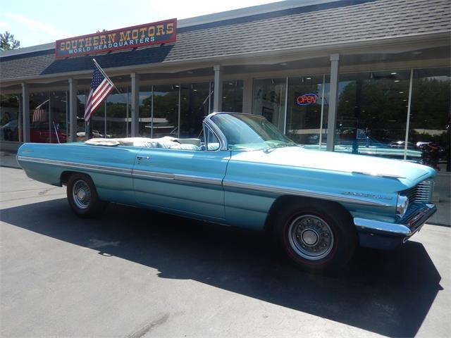 1962 Pontiac Bonneville (CC-1268942) for sale in Clarkston, Michigan