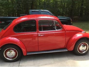 1967 Volkswagen Beetle (CC-1260898) for sale in Cadillac, Michigan