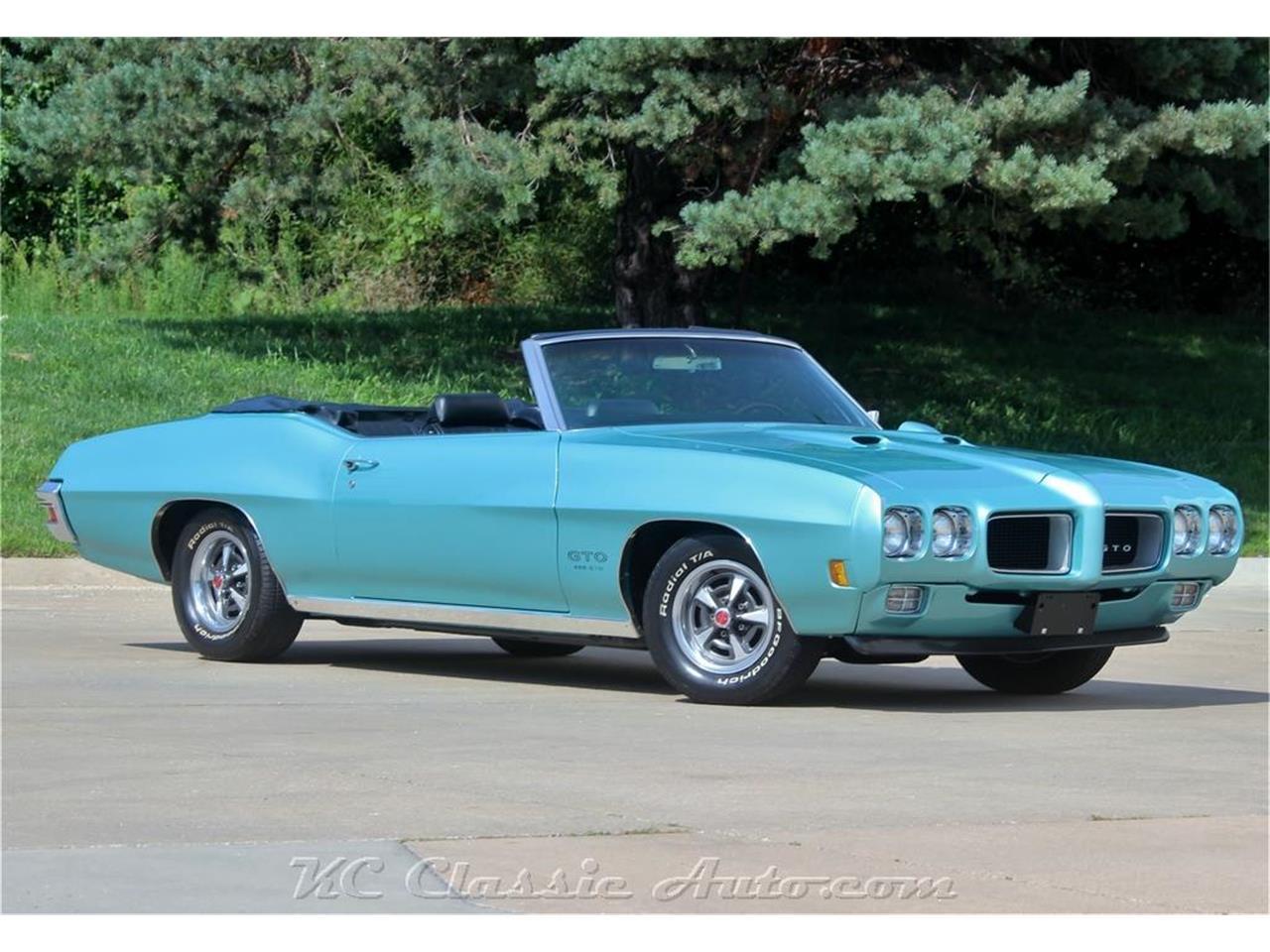 1970 Pontiac GTO (CC-1269020) for sale in Lenexa, Kansas