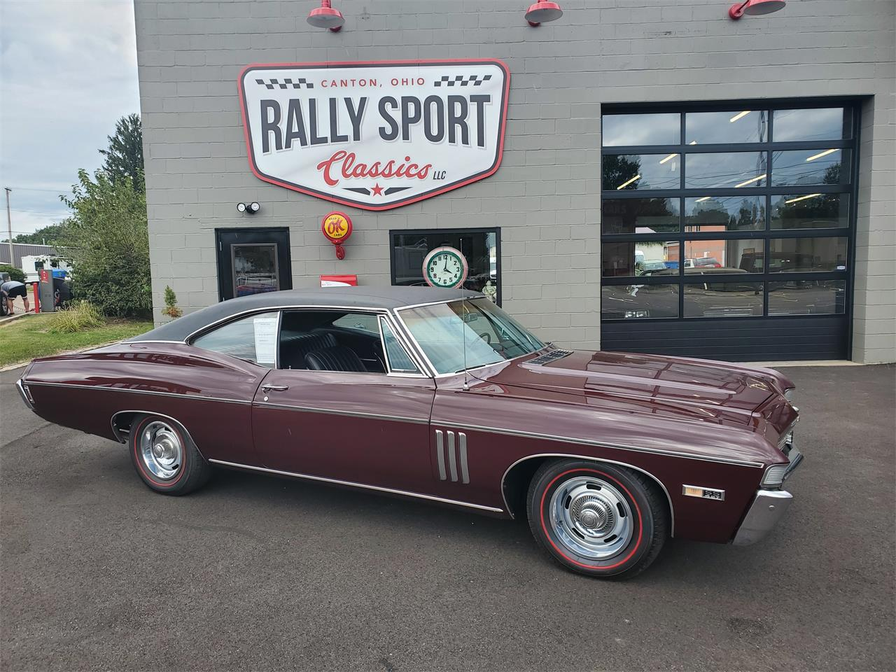 1968 Chevrolet SS (CC-1269021) for sale in Canton, Ohio