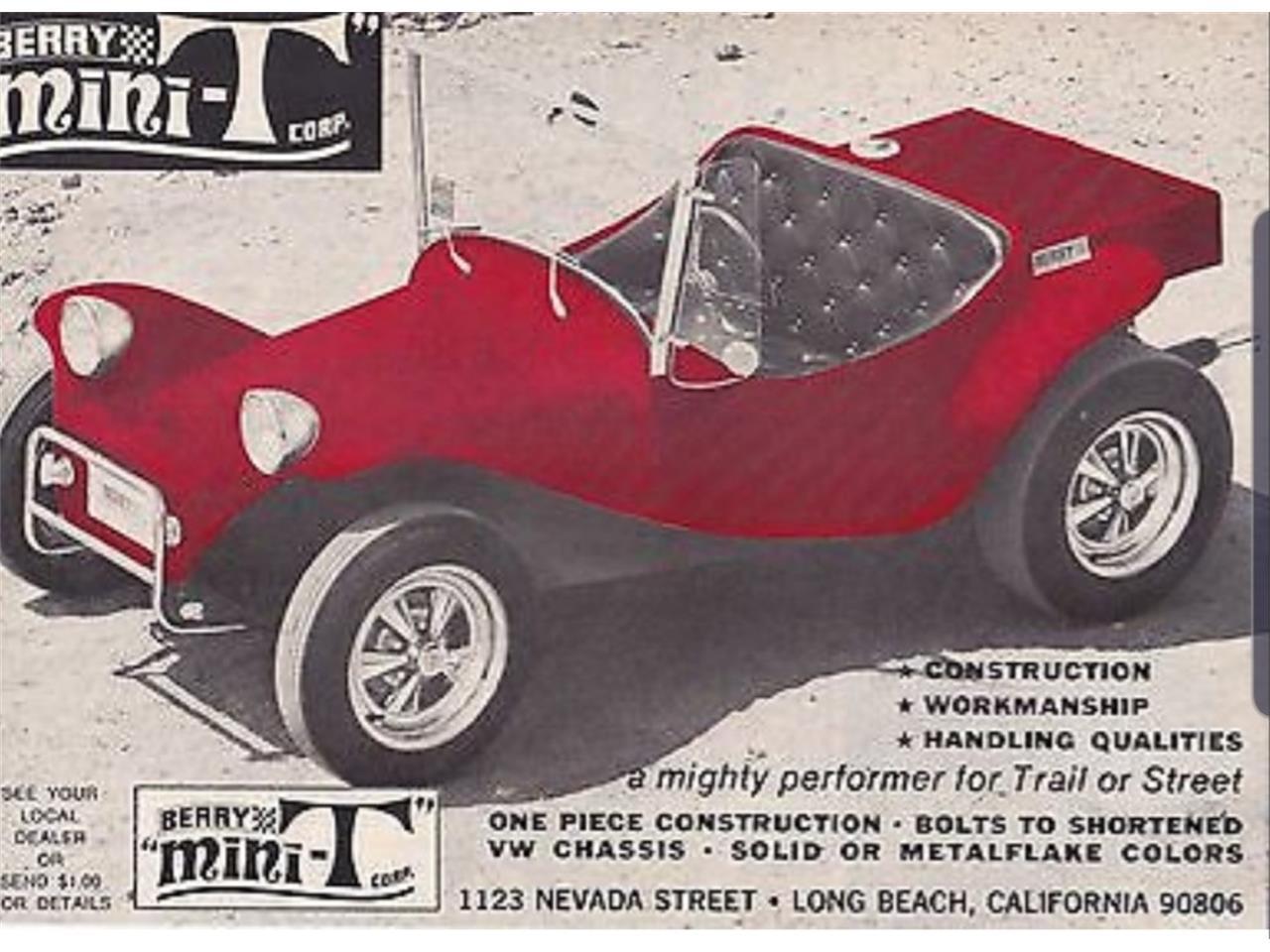 1969 Volkswagen Dune Buggy (CC-1269028) for sale in Canton, Ohio