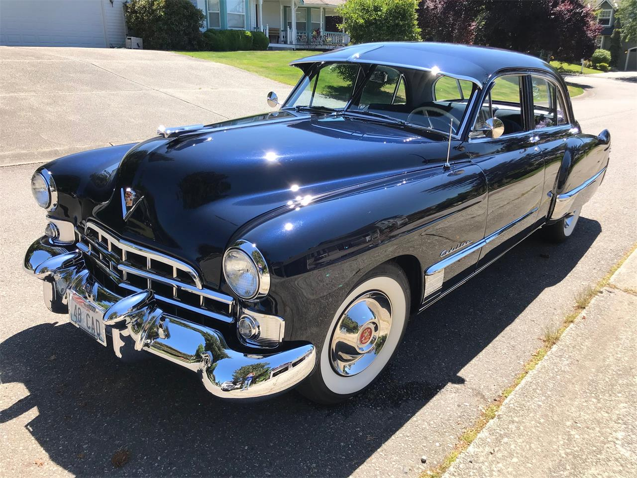 For Sale: 1948 Cadillac 4-Dr Sedan in Duvall, Washington