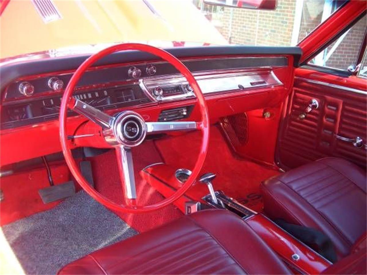 1967 Chevrolet Chevelle (CC-1260905) for sale in Cadillac, Michigan