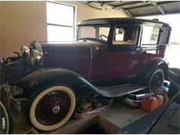 1931 Ford Model A (CC-1260907) for sale in Cadillac, Michigan