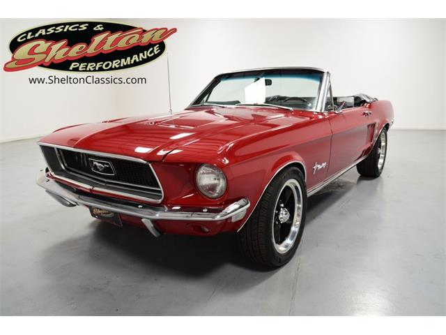 1968 Ford Mustang (CC-1269081) for sale in Mooresville, North Carolina