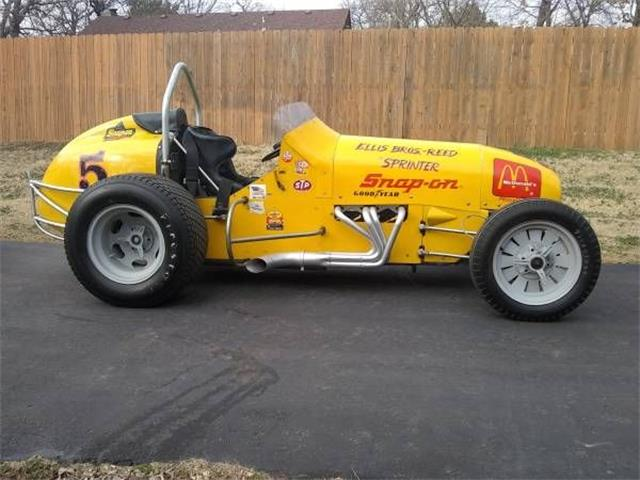 1960 Custom Race Car (CC-1269083) for sale in Cadillac, Michigan