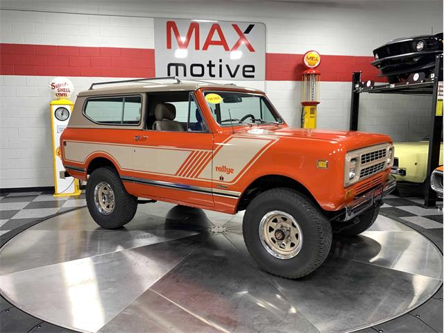 1980 International Harvester Scout (CC-1269087) for sale in Pittsburgh, Pennsylvania