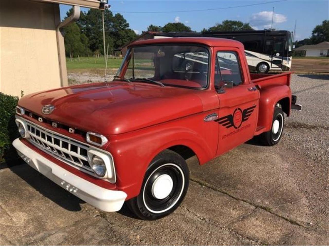 for sale 1965 ford f100 in cadillac, michigan cars - cadillac, mi at geebo