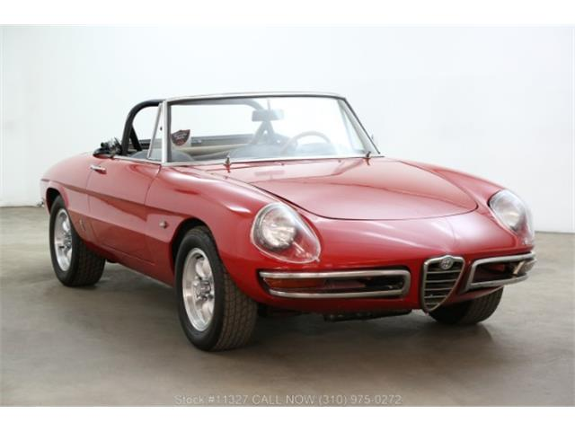 1966 Alfa Romeo Giulietta Spider (CC-1269092) for sale in Beverly Hills, California