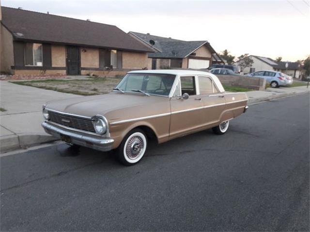 1965 Chevrolet Nova (CC-1260091) for sale in Cadillac, Michigan