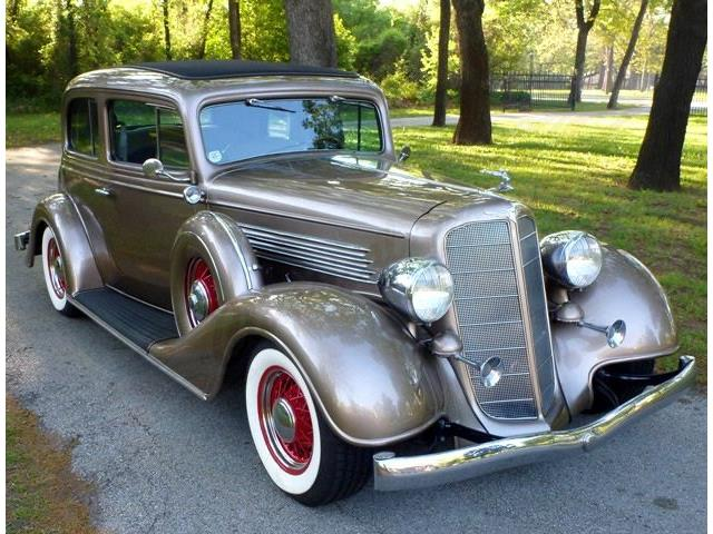 1935 Buick Coupe (CC-1269116) for sale in Arlington, Texas