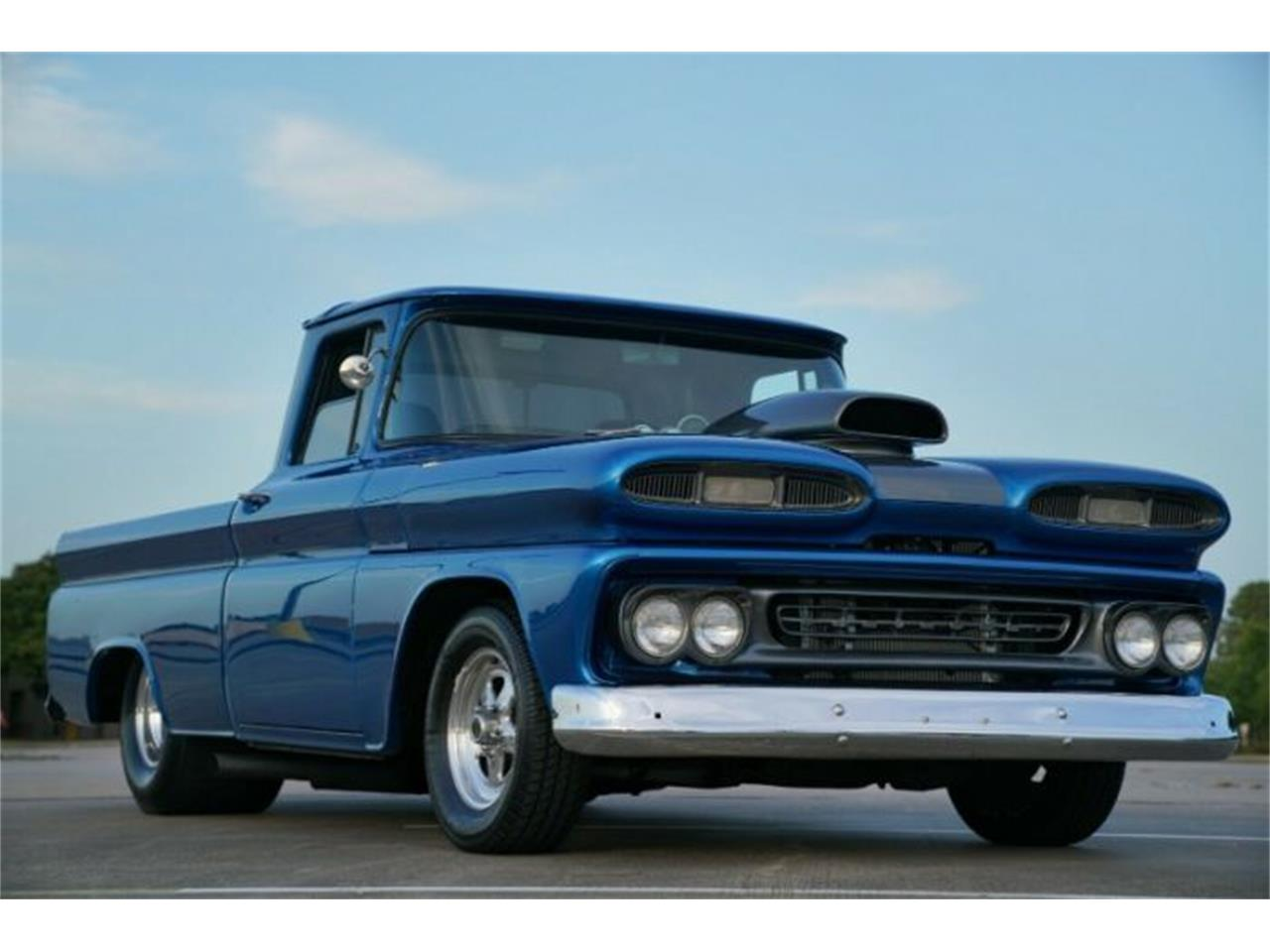 1961 Chevrolet C10 (CC-1260913) for sale in Cadillac, Michigan