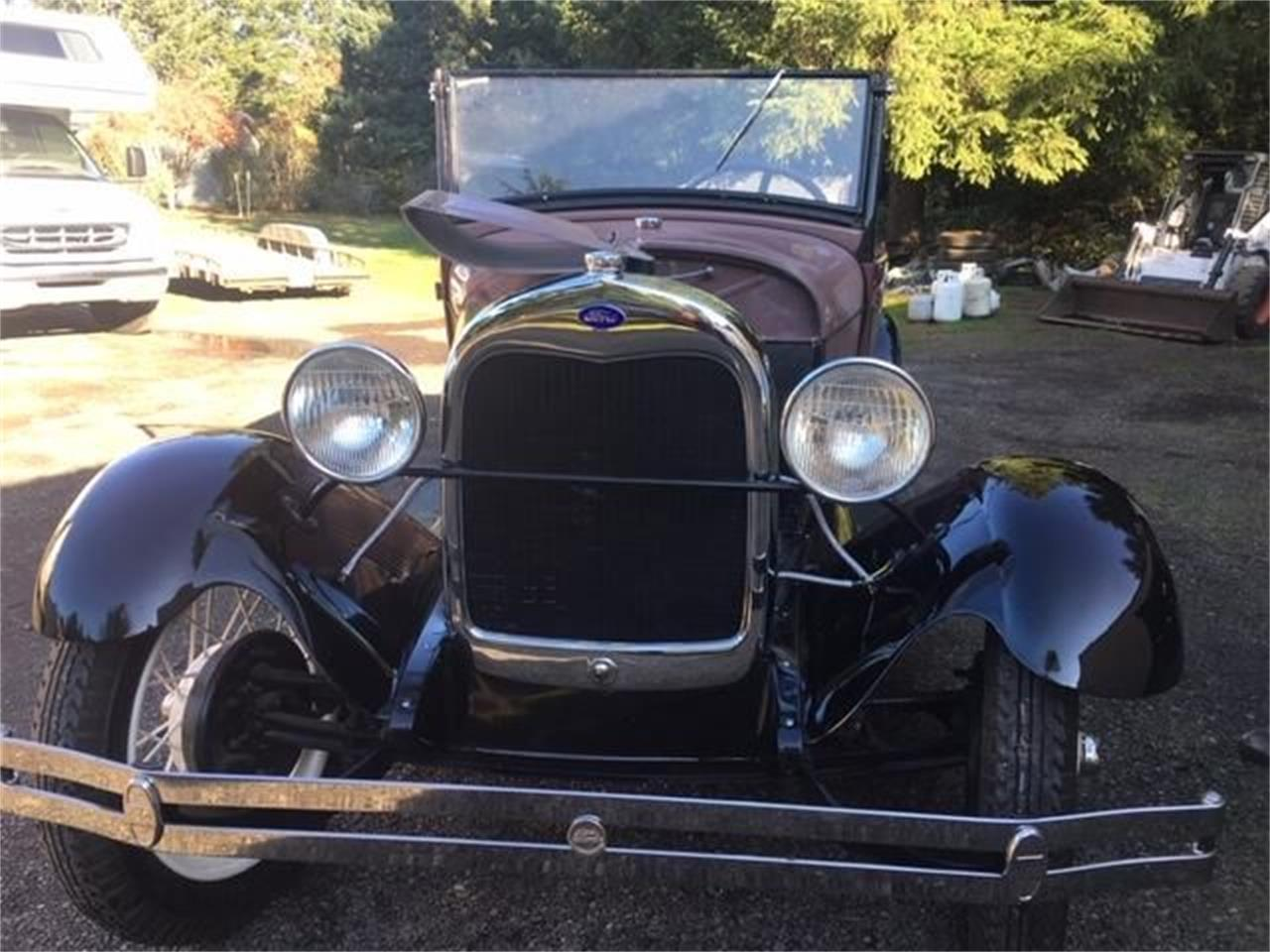 1928 Ford Phaeton (CC-1260914) for sale in Cadillac, Michigan