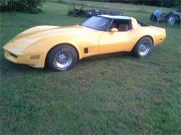 1981 Chevrolet Corvette (CC-1269162) for sale in Cadillac, Michigan